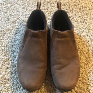 Merrell men's slip-on shoes. Size 10.5